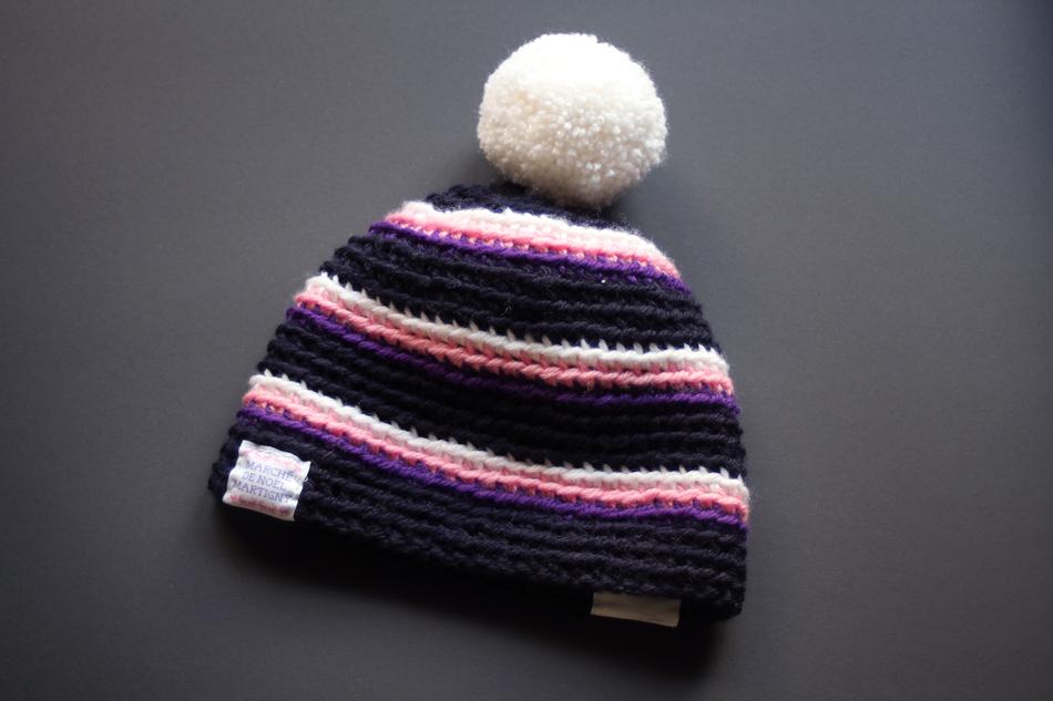bonnet en laine – 75c Sisters Company