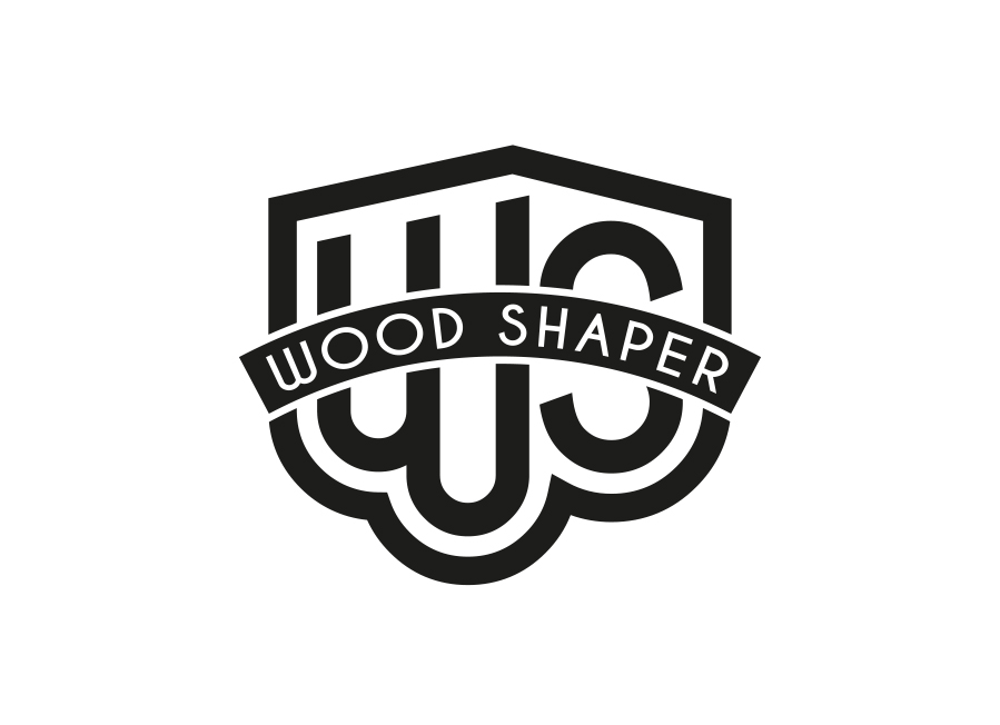 logo - wood shaper